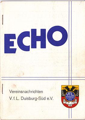 Echo aus 1973