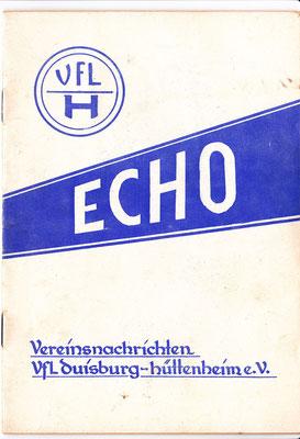 Echo aus 1968