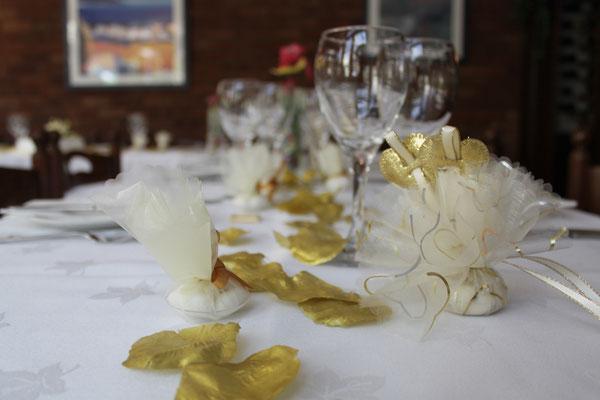 Jersey Wedding Details