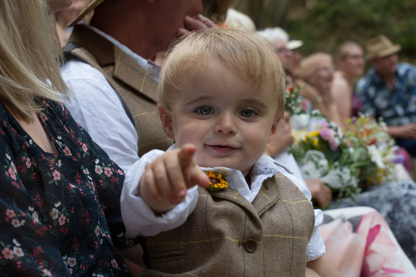 Festival Wedding Kid