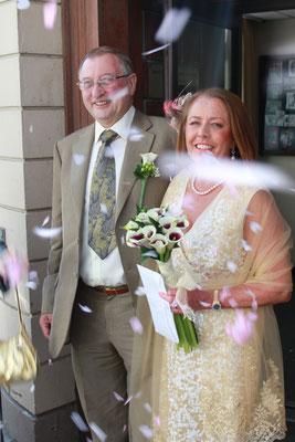 Jersey Wedding Confetti