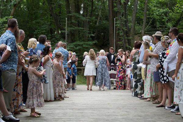 Festival Wedding Service