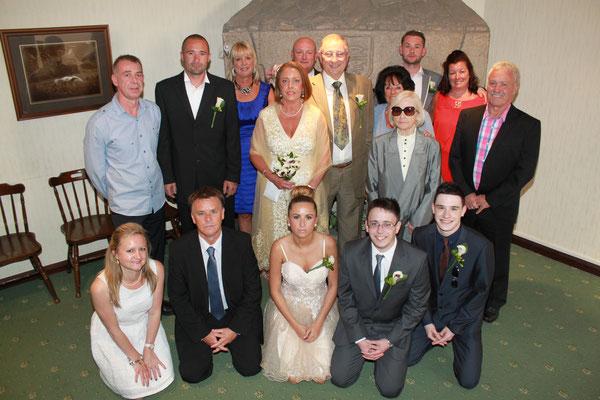 Jersey Wedding Levels