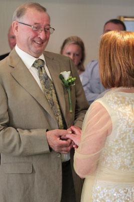 Jersey Wedding Vows