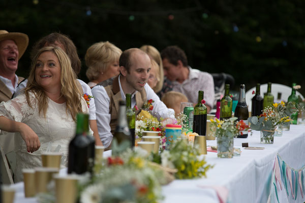 Festival Wedding Table