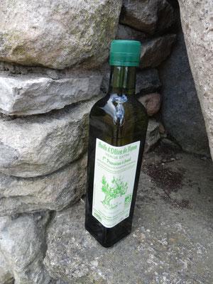 HUILE D'OLIVE AOP NYONS bouteille de 50cl
