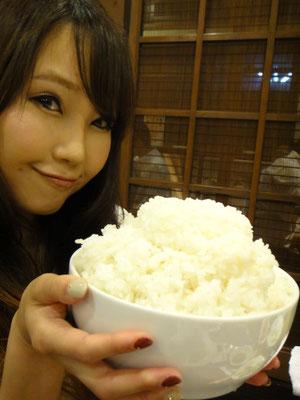 大食いフードファイター田浦有夏(タウラユカ)