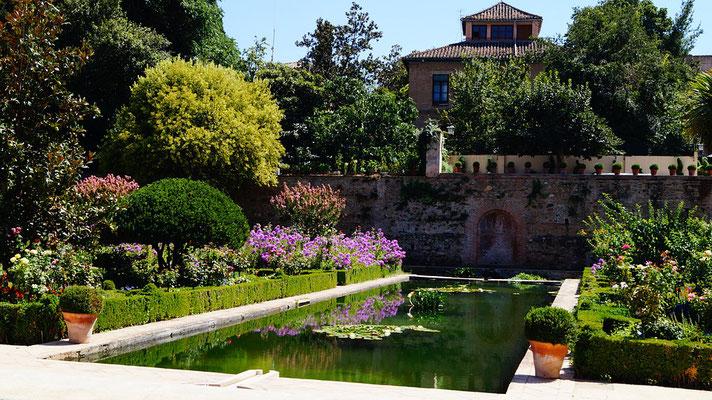 Alhambra Espagne