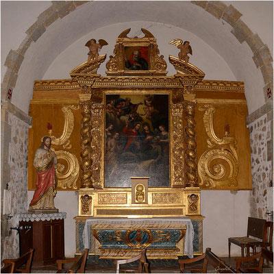 Une autre chapelle latérale
