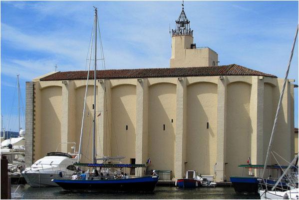 L'Eglise Saint François d'Assise