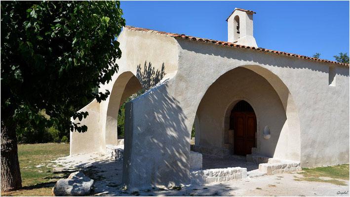 La Chapelle St Cyr à Seillans (Var)