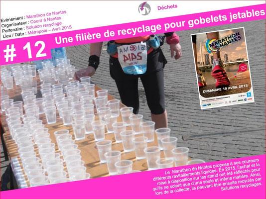 pour recycler la vaisselle jetable, une seule solution : veiller à ne pas mélanger les déchets entre eux.