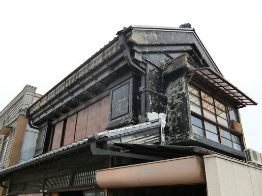トホホ建築設計ジムソ、石岡まち歩き