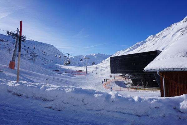 Trittkopfbahn , Zürs am Arlberg