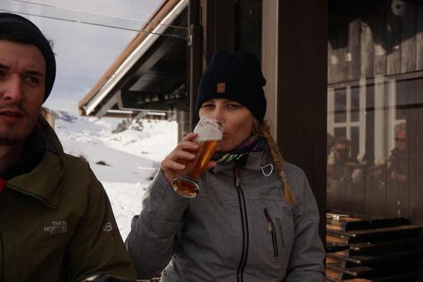 Apré Ski, Zürs am Arlberg