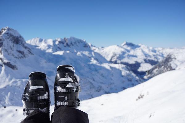 Skipiste, Zürs am Arlberg