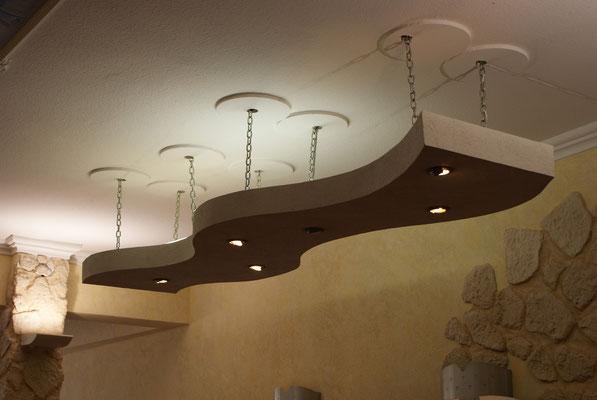 Trockenbau Element - LED Einbaustrahler