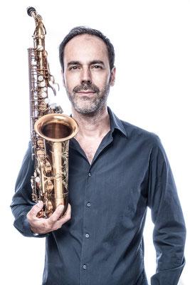 Peter Lenzin (CH) - Saxophon