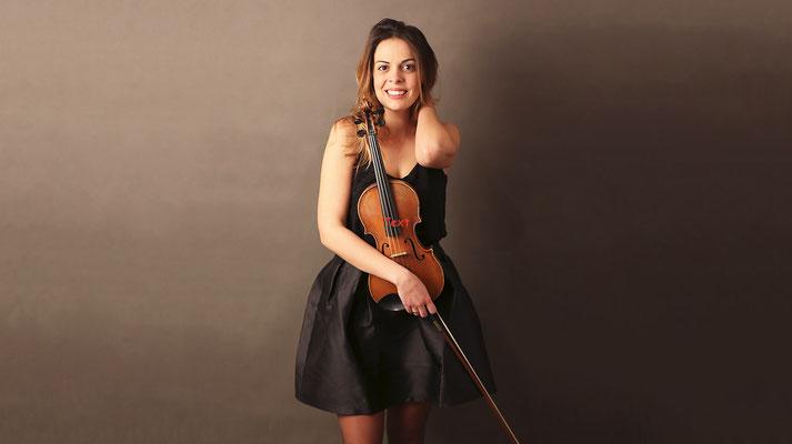 Julia Amirova (D/RU) - Geige