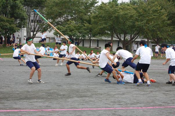 体育祭 <棒引き>