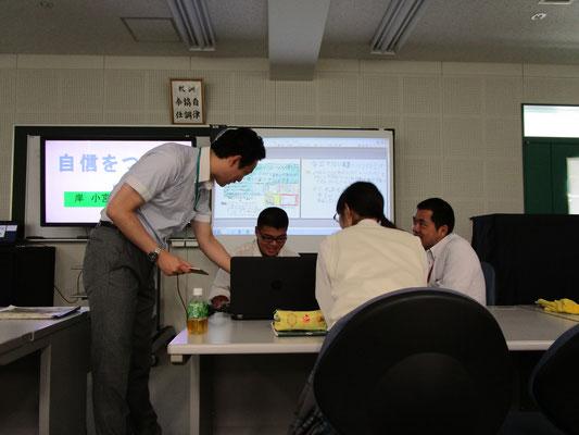 SDM授業風景