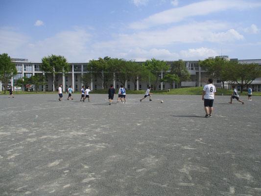 選択授業スポーツ