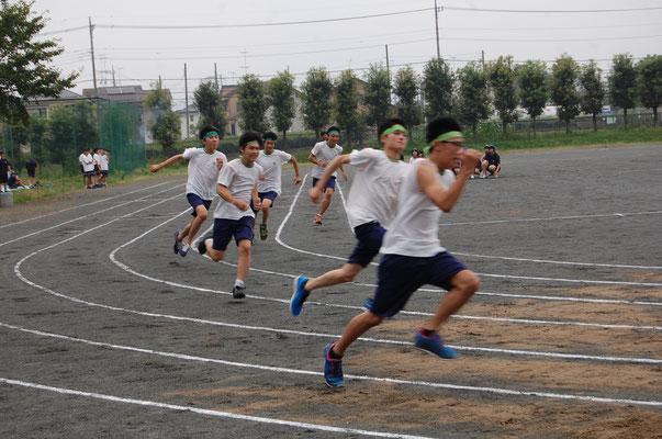 体育祭 <100m走>