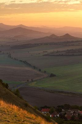 Raná hill, Czech republic, ©2015