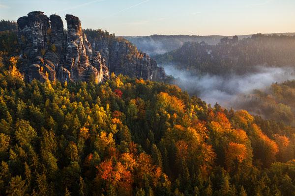 Bastei, Germany, ©2015