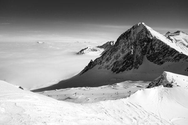 Stubai Glacier, Austria, ©2018