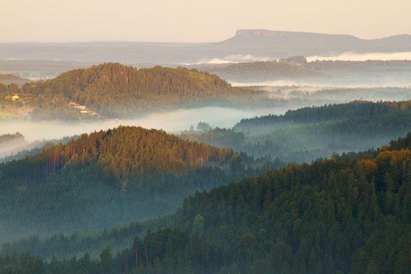 Vilemínina vyhlídka, Czech republic, ©2011