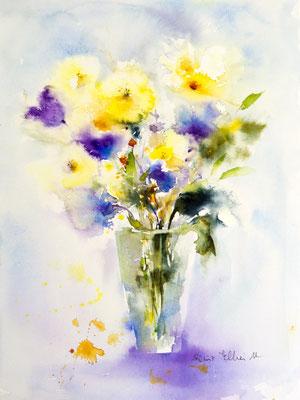 Bouquet 28 x 38 cm