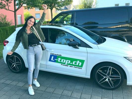 L-Top.ch Fahrschule Nadia