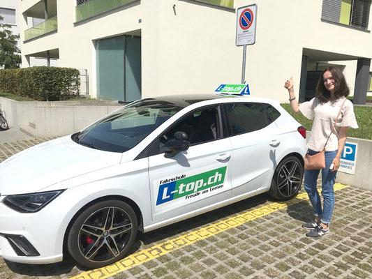 L-Top.ch Fahrschule Olesya