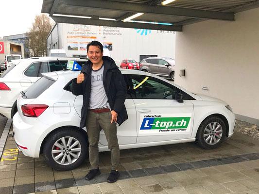 L-Top.ch Fahrschule Sonam
