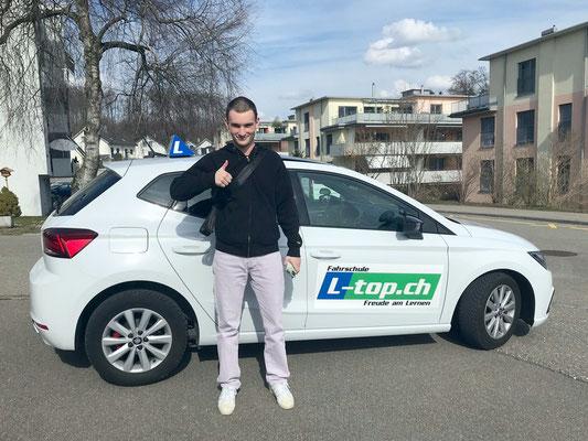 L-Top.ch Fahrschule Tim