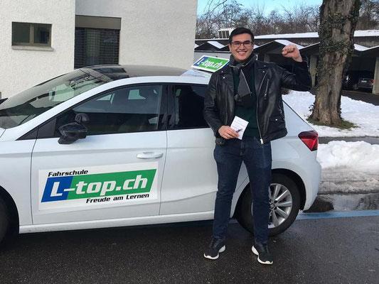 L-Top.ch Fahrschule Luca