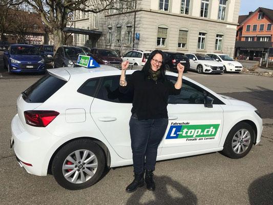 L-Top.ch Fahrschule Sarah