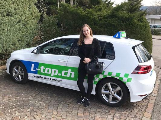 L-Top.ch Fahrschule Chantal