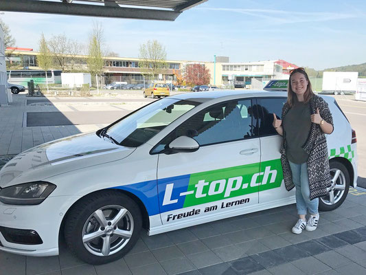 L-Top.ch Fahrschule Stéphanie