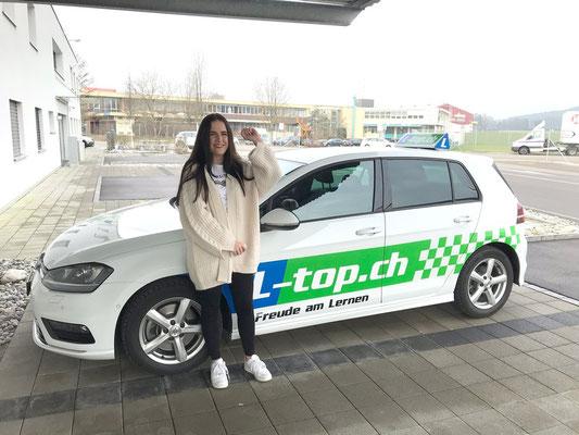 L-Top.ch Fahrschule Nina