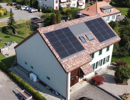 Wir sanieren Dächer und Wände - Kurt Strub Riken