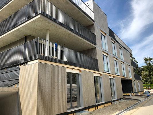 Fassade - Kurt Strub Riken - Zimmerei | Dachbau | Spenglerei | Fassadenbau | Innenausbau