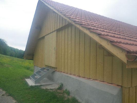 Holzbau - Kurt Strub Riken - Zimmerei | Dachbau | Spenglerei | Fassadenbau | Innenausbau