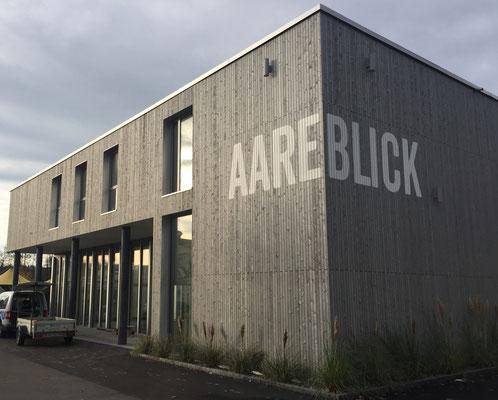 Aareblick - Kurt Strub Riken - Zimmerei | Dachbau | Spenglerei | Fassadenbau | Innenausbau