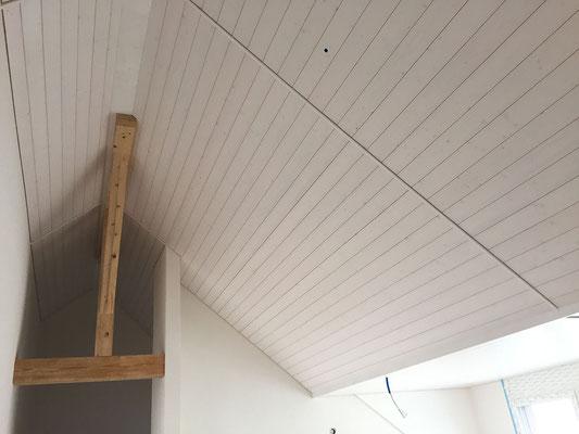 Innenausbau - Kurt Strub Riken - Zimmerei | Dachbau | Spenglerei | Fassadenbau | Innenausbau