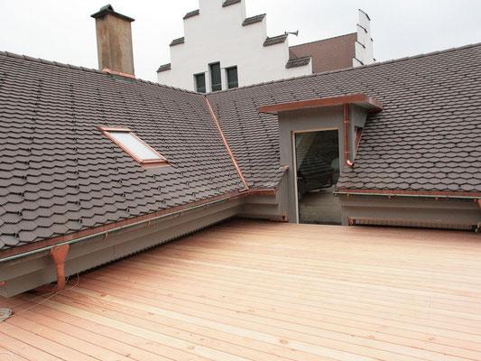 Spenglerei - Kurt Strub Riken - Zimmerei | Dachbau | Spenglerei | Fassadenbau | Innenausbau