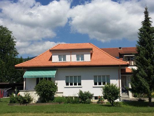 Steildach - Kurt Strub Riken - Zimmerei | Dachbau | Spenglerei | Fassadenbau | Innenausbau