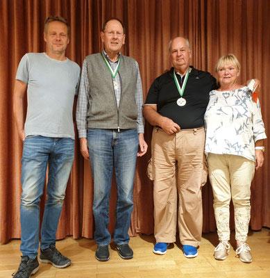Tandemsieger Kleffner/Vosseler und Kulzer/Gnadl