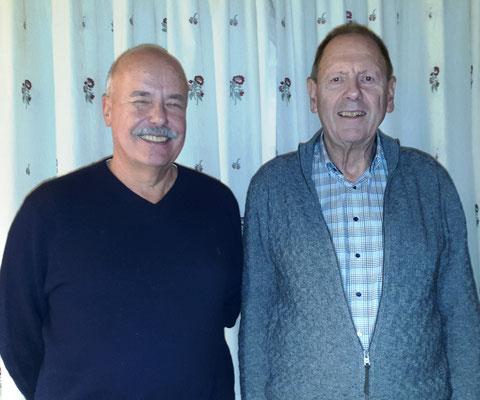 Die Tandemsieger: Detlef Münnich/Albert Vosseler